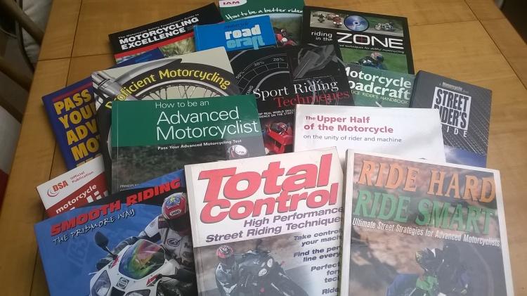 Better riding books
