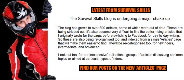 Blog shake up